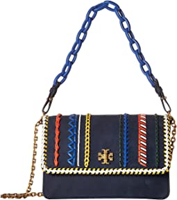 Tory Burch - Kira Whipstitch Shoulder Bag