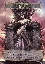 1x Liliana Defiant Necromancer Emblem #2 Custom Altered MTG Magic Origins