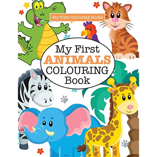 Colouring Book for Kids: Amazon.co.uk