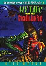 My Life as Crocodile Junk Food (The Incredible Worlds of Wally McDoogle #4)