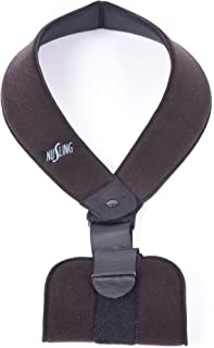 Arm Sling/Active Arm Supports' NuSling/Ergonomic Shoulder Sling & Immobilizer/Shoulder Support Brace for Men or Women/Breathable Arm Support Brace for Pain, Shoulder Injury, Post Surgery Recovery