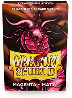 Arcane Tinman Sleeves: Dragon Shield Matte Japanese Magenta (60) AT-11126