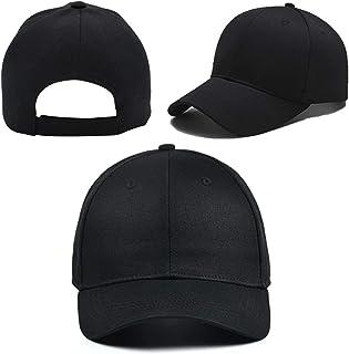 Baseball and Snapback Cap
