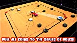 Carrom Board Game: Pool Billiards Pro Striker | Indian Heroes Pocket Universe
