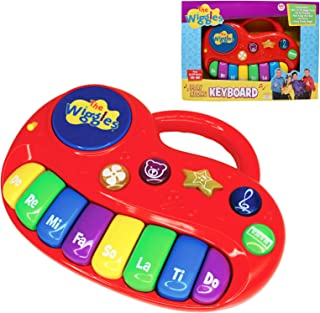 wiggles musical keyboard