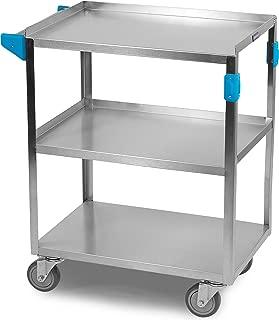 Carlisle UC5031524 Stainless Steel Utility Cart, 500-lb. Capacity, 32.5