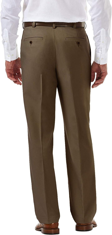 Haggar Pantalon décontracté Homme Toast