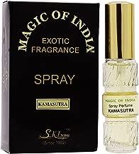 Magic Of India Kamasutra Natural Exotic Fragrance Perfume Spray - 20 ml