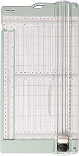 Vaessen creative Massicot et Plaque de Rainurage, 15,2 x 30,5 cm, pour Scrapbooking, Création de Cartes et Autres Loisirs ...