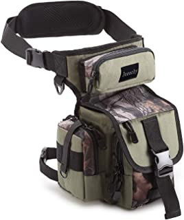 Multifunctional Drop Leg Waist Bag, Tactical Military...