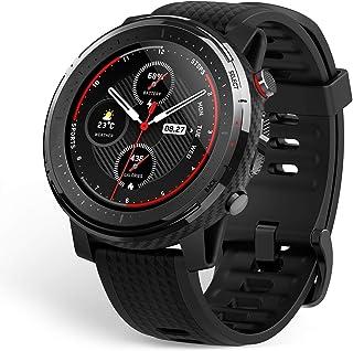 comprar comparacion Amazfit Stratos 3 Smartwatch Reloj Inteligente 19 modos deporte Activitiy Tracker GPS controla musica-Negro