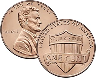 2019 P Bankroll of 50 - Lincoln Shield Cent Uncirculated