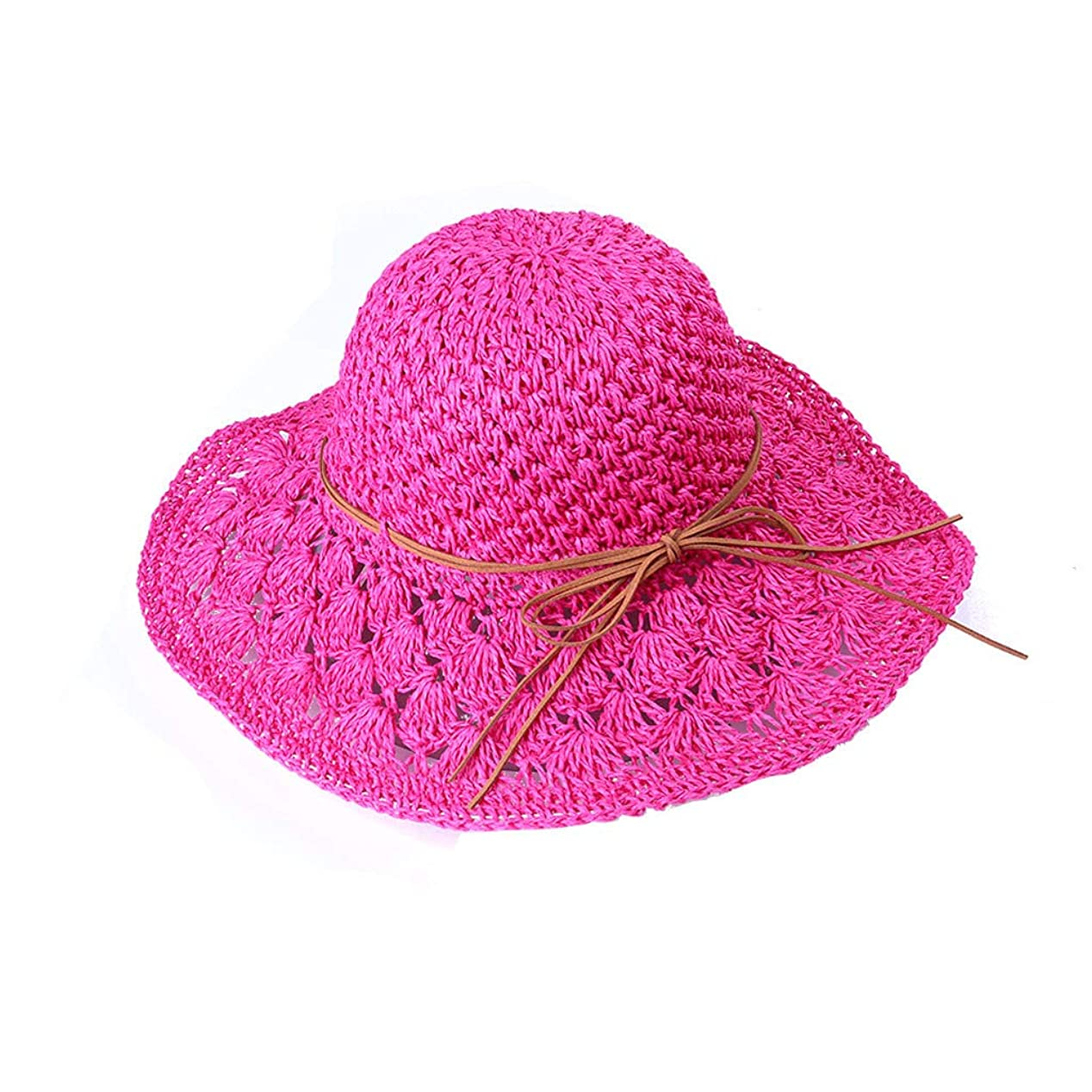 処方教える昇る帽子 レディース UVカット uv帽 熱中症予防 広幅 取り外すあご紐 スナップ収納 折りたたみ つば広 調節テープ 吸汗通気 つば広 紫外線カット サファリハット 紫外線対策 おしゃれ 高級感 ROSE ROMAN