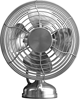 vintage metal box fan