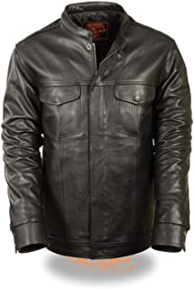 Best club style leather jacket Reviews