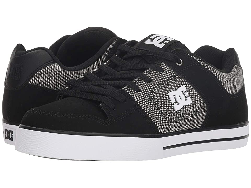 DC Pure SE (Black/White/Grey) Men