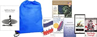 Learning Language Arts Through Literature Gold American Literature (High School) Set Homeschool Kit in a Bag