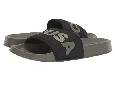 DC Slide (Olive/Black) Men