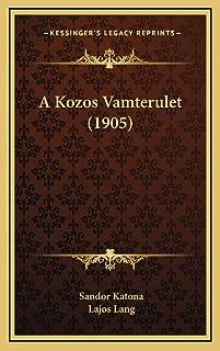 A Kozos Vamterulet (1905)