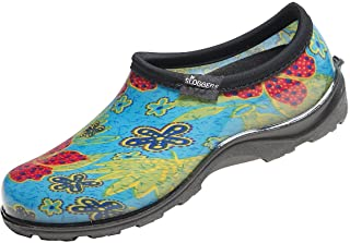 Sloggers Women's Waterproof Rain and Garden Shoes with Comfort Insole Size 11 Each