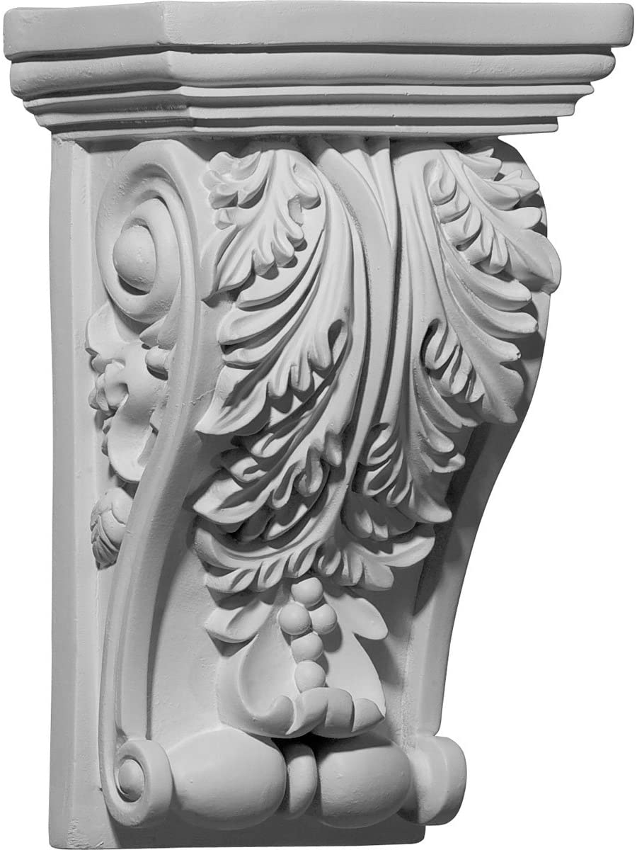 Ekena Super Special SALE held Millwork In a popularity COR05X03X08ED-CASE-2 Corbel R Factory and Primed