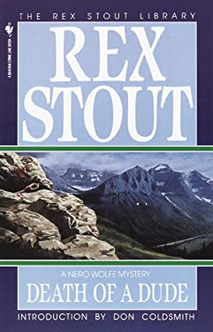 Death of a Dude (A Nero Wolfe Mystery Book 44)