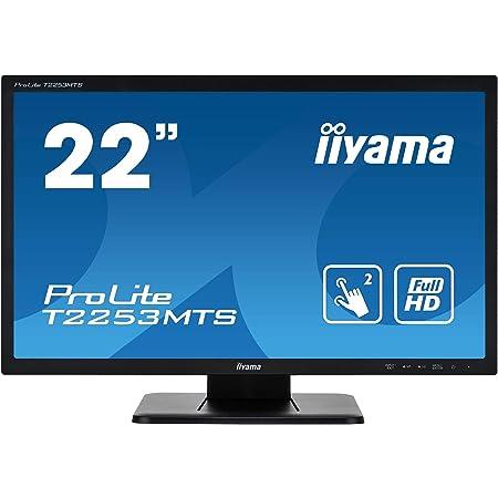 Iiyama Prolite T2253mts B1 54 7 Cm Led Monitor Full Hd Computer Zubehör