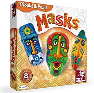 Toy Kraft Mould and Paint-Mask
