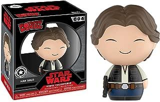 Limited Edition Disney Star Wars Dorbz _Han Solo Vinyl (004)
