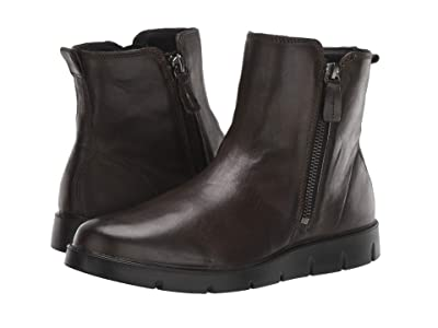 ECCO Bella Zip Boot (Deep Forest Cow Leather) Women