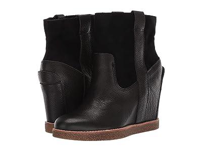 Dolce Vita Pavlos (Black Leather) Women