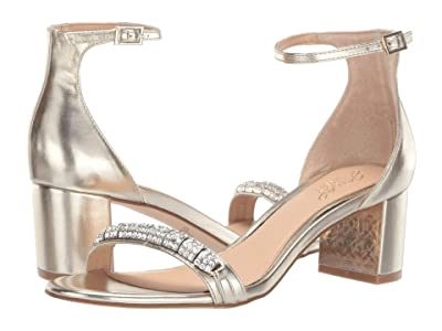 Jewel Badgley Mischka Ramsay (Light Gold) Women