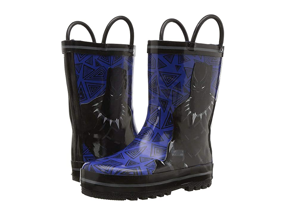 Favorite Characters AVF504 Black Panthertm Rain Boot (Toddler/Little Kid) (Blue) Boys Shoes