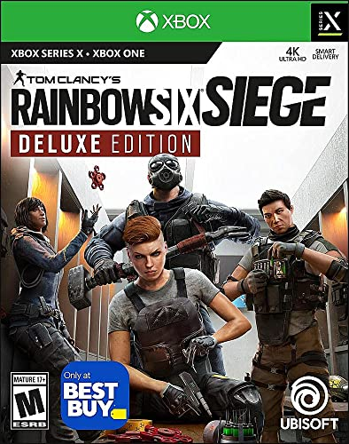 popular Tom Clancy's Rainbow outlet sale Six Siege Deluxe Edition - new arrival Xbox One / Xbox Series X outlet sale