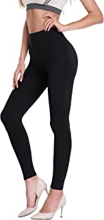 Athletic Yoga Leggings from DiaNoche by Marley Ungaro French Bulldog White