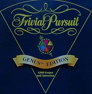 Best trivial pursuit genus ii edition Reviews