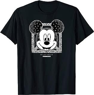 Mickey Mouse Bandana T-Shirt