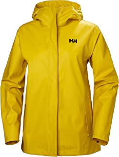 Helly Hansen Moss Hooded Fully Waterproof Windproof Raincoat Jacket