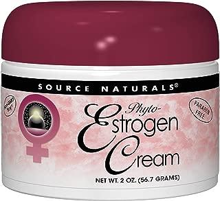 Source Naturals Phyto-Estrogen Cream 2 oz