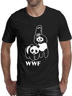 Gay Panda LGBT Pride Men's ComfortSoft Blend Washed Short Sleeve t-Shirt