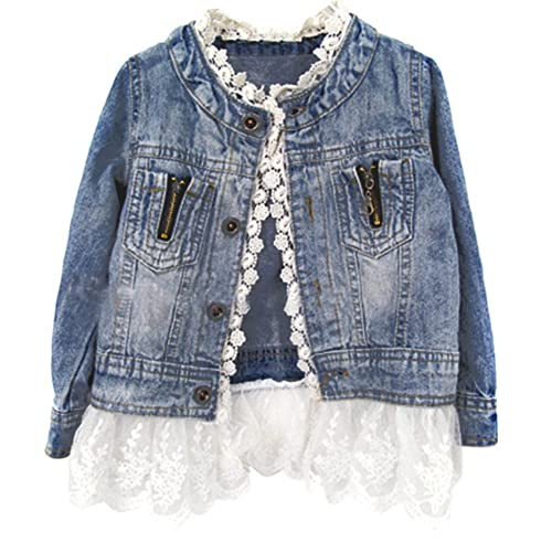 ee5c23fce Kids Denim Jacket  Amazon.co.uk