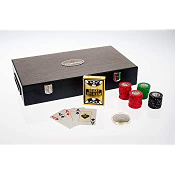 Copag Texas Hold'em Poker 300 Chips Set