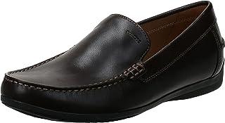 حذاء مسطح بدون كعب للرجال من GEOX U SIRON A