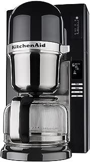 KitchenAid RKCM0802OB (Renewed) Pour Over Coffee Brewer, Onyx Black