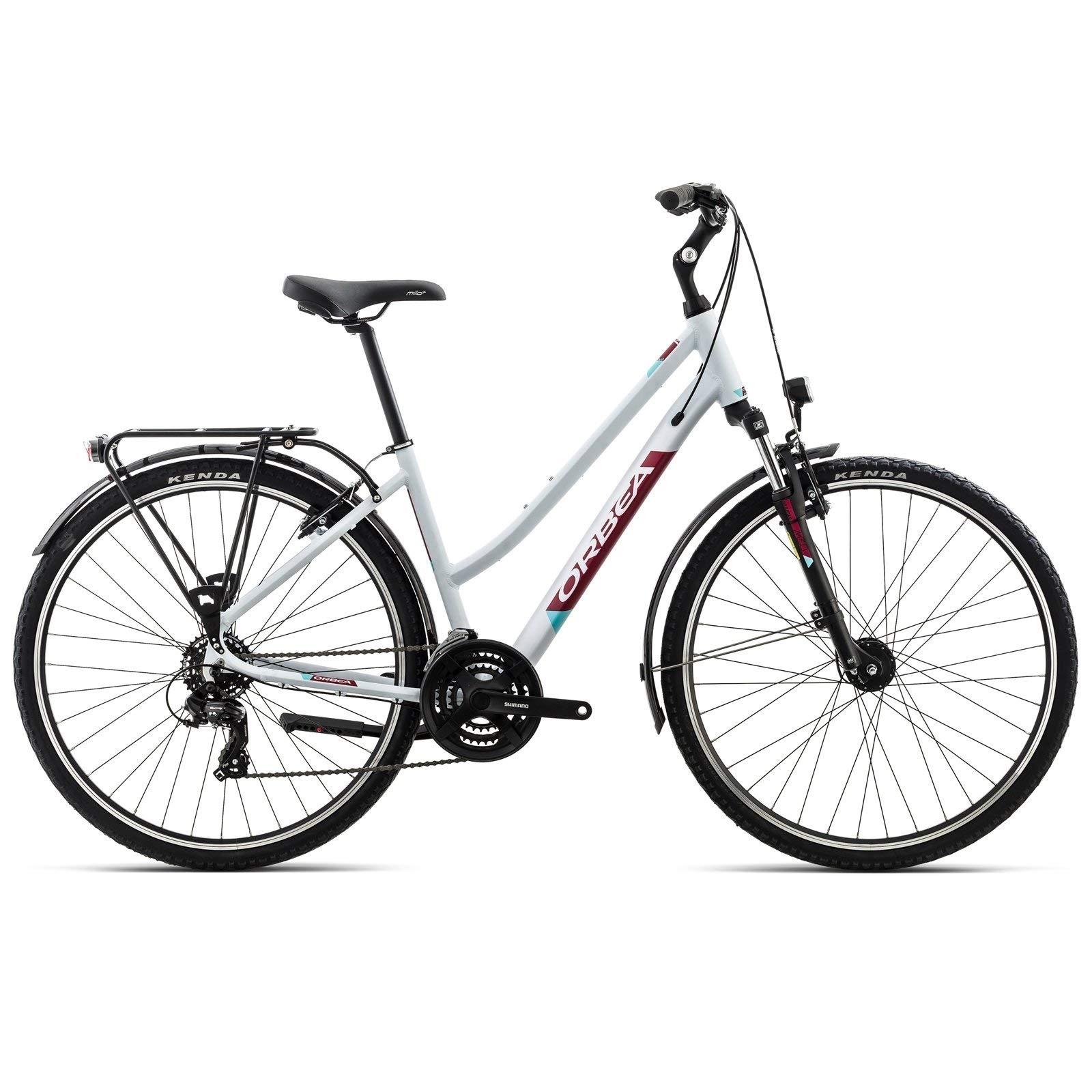 ORBEA Comfort Bicicleta de trekking 32 Pack 28 pulgadas 7 ...