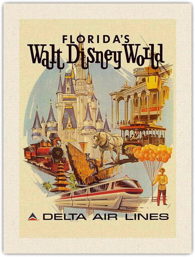 Pacifica Island セール価格 Art Florida's 全商品オープニング価格 Walt Disney First World of - Year