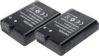 TURPOW 2 Pack EN-EL14 EN-EL14A 1500mAh 7.2V Replacement Battery Compatible with Nikon D5100 D5200 D5300 D5500 D3100 D3200 D3300 DF Coolpix P7800 P7700 P7100 P7000 DSLR Camera