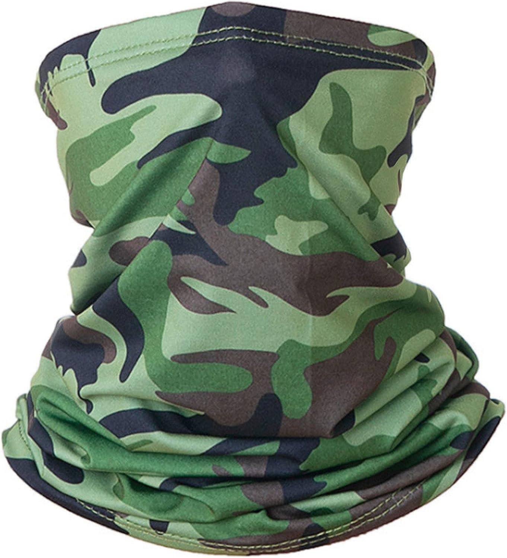 HAIMA Windproof face towel set turban headscarf tube men's and women's motorcycle hiking climbing hunting,