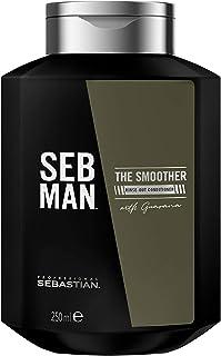 Sebastian SEBMAN The Smoother: Acondicionador Hombre Aclarante Cabello Hidratado y Manejable