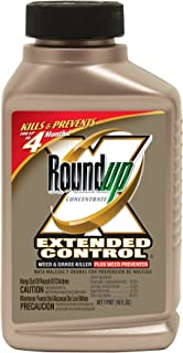 Roundup Concentrate Extended Control Weed & Grass Killer Plus Weed Preventer II